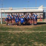 Girls Varsity Soccer beats Estrella Foothills 1 – 0