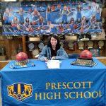Theresa Gutierrez Signs with Benedictine University to play Basketball