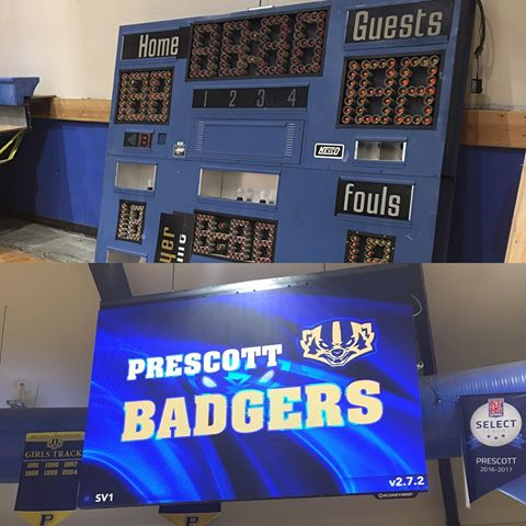 4 REASONS WHY PRESCOTT HIGH SCHOOL UPGRADED TO SCOREVISION