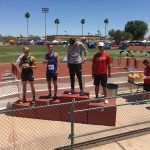 State Track Meet Top 3 Finishers