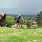 Lady Badgers Golf falls to Mingus