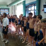 Great swims verse AZ College Prep