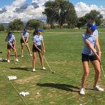 Lady Badgers DL golf team finishes season strong beating LaJoya