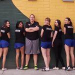 Prescott Girls Varsity Badminton beats Horizon 6 – 3