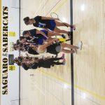 Prescott Girls Varsity Badminton beats Saguaro 7 – 2
