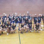 Prescott Girls Varsity Badminton beats Centennial 9 – 0