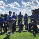 Boys Golf Wins again at Home