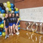 Girls Varsity Badminton falls to Barry Goldwater 6 – 3 on Senior Night