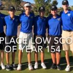 Boys Golf ranked 10 in State