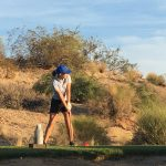 Lady Badger plays well @ Sonoran