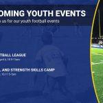 Upcoming Youth Football Clinic &  Flag Football Camp