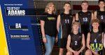 Athletics Staff Up Close- Courtney Adams (Volleyball)
