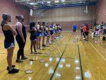 Girls Varsity Badminton beats Agua Fria 9 – 0