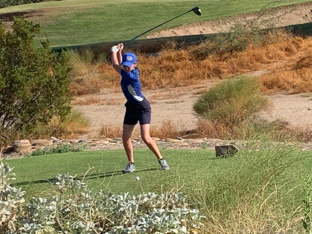 Lady Badgers Golf wins 2 in row!!
