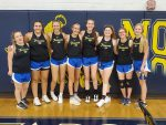 Prescott Girls Varsity Badminton finishes in 2nd place at Shadow Mtn Invitational