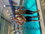 Boys Varsity Swimming finishes 1st place vs. Bradshaw Mountain & Youngker