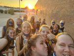 Prescott Girls Varsity Badminton gets a big win vs Horizon 5 – 4
