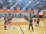 Prescott Varsity Badminton beats Desert Edge 9 – 0