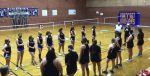 Prescott Varsity Badminton beats Cactus 8 – 1 on Senior Night