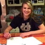 Lauren O'Brien Signing with Utah State