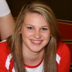 Lauren O'Brien 1st Team All-State Volleyball