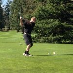 Clackamas High School Boys Varsity Golf finishes 2nd place