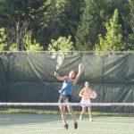 Clackamas High School Girls Varsity Tennis beat Gresham Union High School 7-1