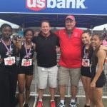 Girls finish 12th overall at the state track meet
