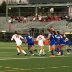 Clackamas High School Girls Varsity Soccer beat St. Mary's Academy 4-2