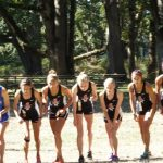 Clackamas High School Girls Varsity Cross Country finishes 1st place
