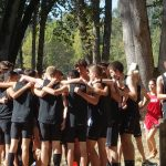 Clackamas High School Boys Junior Varsity Cross Country finishes 2nd place