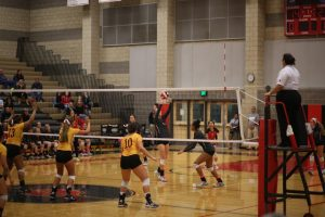 Volleyball–October 20, 2015–Photo Gallery