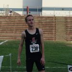 Clackamas High School Boys Varsity Cross Country finishes 5th place