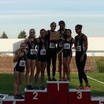 Clackamas High School Girls Varsity Cross Country finishes 2nd place