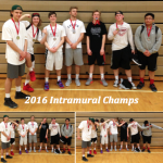 Intramural Champions: Team 5