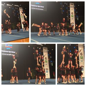 Cheer Pictures from Nationals
