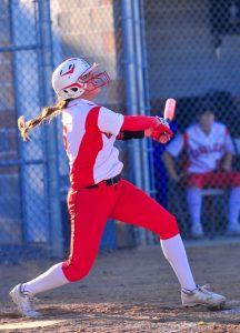 Softball pictures from South Salem