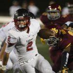 Clackamas High School Varsity Football falls to Central Catholic 35-28