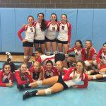 Clackamas High School Girls Junior Varsity Volleyball beat Lake Oswego High School 2-0