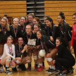 Clackamas Volleyball finishes 2nd at State Tournament