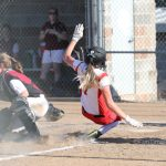 Clackamas High School Varsity Softball beat Southridge High School 3-1