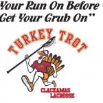 Clackamas Lacrosse Turkey Trot