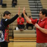 Wrestling Photos from 2/27/18 (Photographs by Martha Bieker