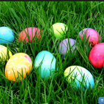 4th Annual Baseball Easter Egg Hunt