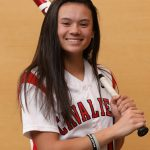 Alyssa Daniell Player of the Year in 6A softball