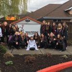 Cavalettes Give Back at Ronald McDonald House