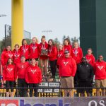 Girls Track and Field Team Takes 4th Place