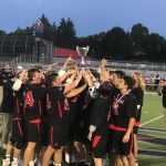 Boys Lacrosse wins Cascade Cup