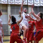 Girls Varsity Basketball vs. David Douglas (January 23) photos by Steven Huey