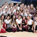 Clackamas Cavalettes finish 2nd at the State Championships